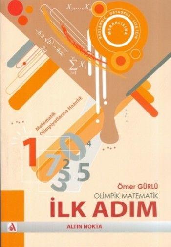 Alın Nokta Yayınları Olimpik Matematik İlk Adım