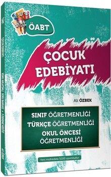 Ali Özbek2021 ÖABT Çocuk Edebiyatı Konu Anlatımlı Soru Bankası