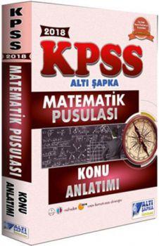 Altı Şapka 2018 KPSS Matematik Pusulası Konu Anlatımlı