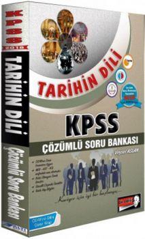 Altı Şapka 2018 KPSS Tarihin Dili Tamamı Çözümlü Soru Bankası
