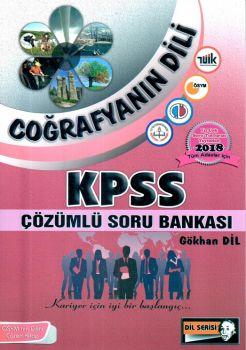 Altı Şapka 2018 KPSS Coğrafyanın Dili Çözümlü Soru Bankası