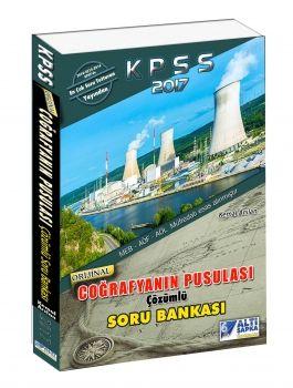 Altı Şapka Yayınları 2017 KPSS Coğrafyanın Pusulası Soru Bankası