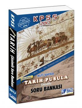 Altı Şapka Yayınları 2017 KPSS Tarihin Pusulası Çözümlü Soru Bankası