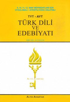 Altın Anahtar TYT AYT Türk Dili ve Edebiyatı Konu Anlatımlı