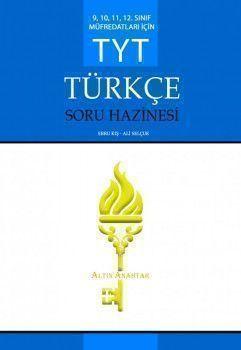 Altın Anahtar TYT Türkçe Soru Hazinesi