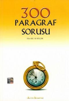 Altın Anahtar Yayınları 300 Paragraf Sorusu