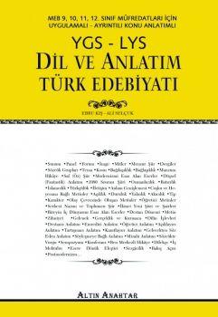 Altın Anahtar YGS LYS Dil ve Anlatım Türk Edebiyatı