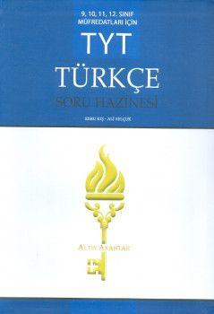Altın Anahtar YKS 1. Oturum TYT 9. 10. 11. 12 . Sınıflar için Türkçe Soru Hazinesi
