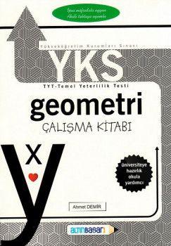 Altın Başarı Yayınları YKS 1. Oturum TYT Geometri Çalışma Kitabı