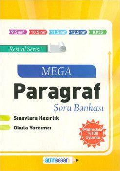Altın Başarı Yayınları Paragraf Mega Soru Bankası