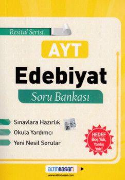 Altın Başarı Yayınları AYT Edebiyat Soru Bankası