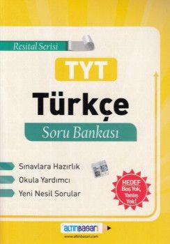 Altın Başarı Yayınları TYT Türkçe Soru Bankası