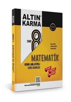 Altın Karma 8. Sınıf Matematik Konu Anlatımlı Soru Bankası