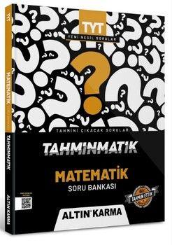 Altın Karma Yayınları TYT Matematik Tahminmatik Soru Bankası