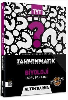 Altın Karma Yayınları TYT Biyoloji Tahminmatik Soru Bankası