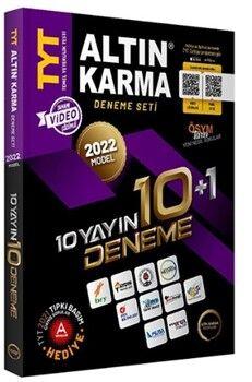 Altın Karma Yayınları 2022 TYT 10 Farklı Yayın 10 Farklı Deneme