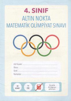 Altın Nokta 4. Sınıf Matematik Olimpiyat Sınavı