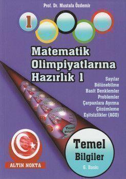 Altın Nokta Matematik Olimpiyatlarına Hazırlık 1