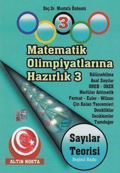 Altın Nokta Matematik Olimpiyatlarına Hazırlık 3
