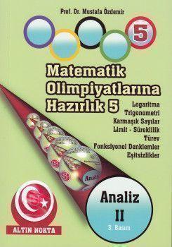 Altın Nokta Matematik Olimpiyatlarına Hazırlık 5
