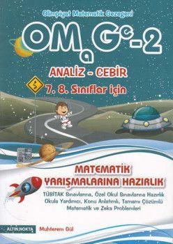 Altın Nokta Omega 2 Analiz Cebir