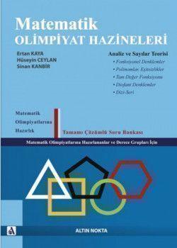 Altın Nokta Yayınları Matematik Olimpiyat Hazineleri