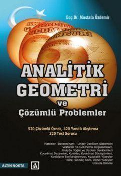 Altın Nokta Yayınları Analitik Geometri Ve Çözümlü Problemler