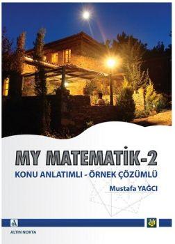 Altın Nokta Yayınları My Matematik 2 Konu Anlatımlı Örnek Çözümlü