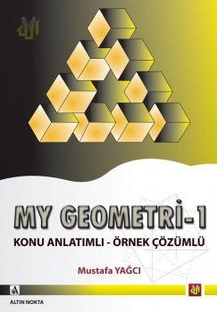 Altın Nokta Yayınları My Geometri 1 Konu Anlatımlı
