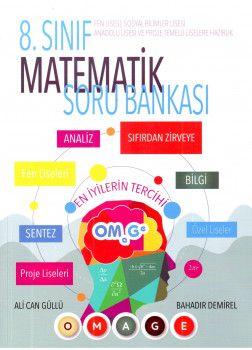 Altın Nokta Yayınları 8. Sınıf Matematik Soru Bankası