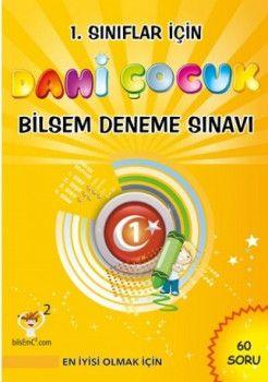 Altın Nokta Yayınları 1. Sınıf Dahi Çocuk Bilsem Deneme Sınavı