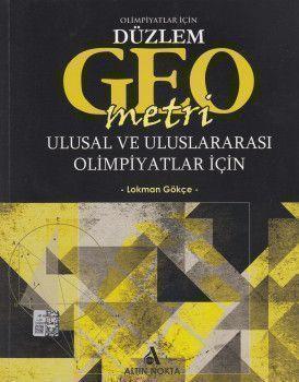 Altın Nokta Yayınları Düzlem Geometri Ulusal ve Uluslararası Olimpiyatlar İçin