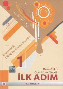 Altın Nokta Yayınları Olimpik Matematik İlk Adım