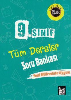 Altınpost Yayıncılık 9. Sınıf Tüm Dersler Soru Bankası