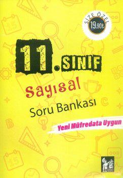 Altınpost Yayınları 11. Sınıf Sayısal Soru Bankası