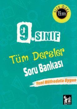 Altınpost Yayınları 9. Sınıf Tüm Dersler Soru Bankası