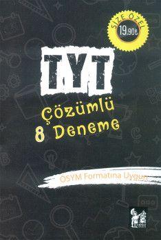 Altınpost Yayınları YKS 1. Oturum TYT Çözümlü 8 Deneme Sınavı