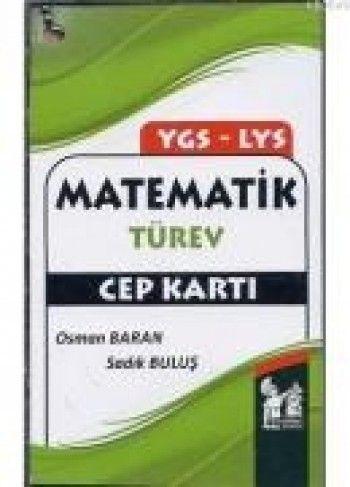 Altınpost YGS LYS Matematik Türev Cep Kartı