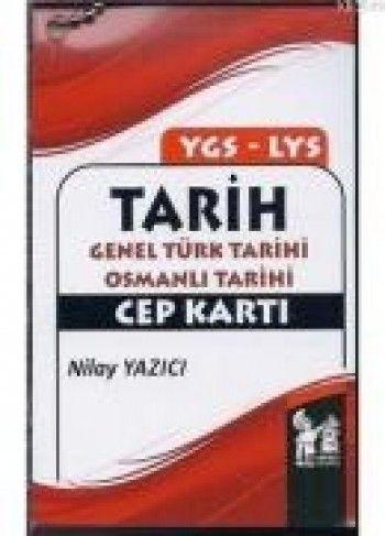 Altınpost YGS LYS Tarih Genel Türk Tarihi - Osmanlı Tarihi Cep Kartı