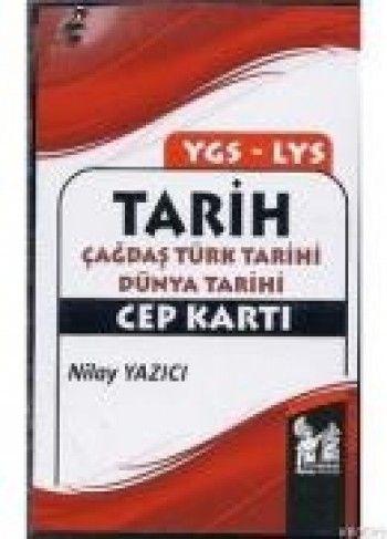 Altınpost YGS LYS Tarih Çağdaş Türk Tarihi  Dünya Tatihi Cep Kartı