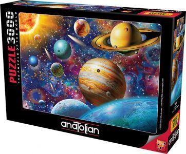 Anatolian Odyssey 3000 Parça Puzzle - Yapboz