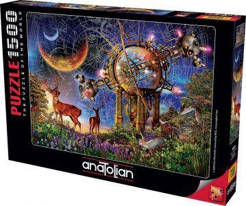 Anatolian Yıldız Gözlemcisi 1500 Parça Puzzle - Yapboz