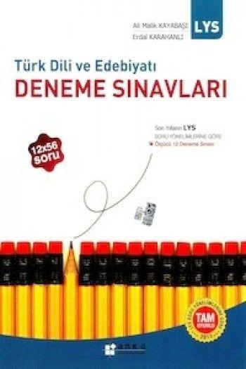 Anka Eğitim LYS Türk Dili ve Edebiyatı Deneme Sınavları