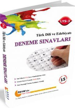 Anka Eğitim Yayınları LYS Türk Dili ve Edebiyatı 56X15 Fasikül Deneme Sınavı
