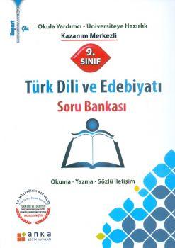 Anka Eğitim Yayınları 9. Sınıf Türk Dili ve Edebiyatı Soru Bankası