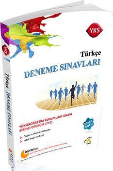 Anka Eğitim Yayınları YKS 1. Oturum TYT Türkçe Deneme Sınavı