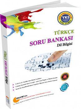 Anka Eğitim Yayınları YKS 1. Oturum TYT Türkçe Dil Bilgisi Soru Bankası