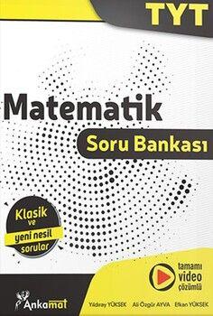 Ankamat YayınlarıTYT Matematik Soru Bankası