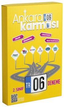 Ankara Karması 2. Sınıf 06 Paket Deneme Sınavı