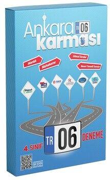 Ankara Karması 4. Sınıf 06 Paket Deneme Sınavı